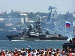 Черноморский флот в прошлом году значительно пополнился вооружением