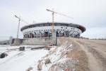 Основные строительные работы на «Зенит-Арене» будут завершены в мае