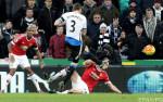 «Манчестер Юнайтед» отдал победу «Ньюкаслу» в финале матча