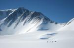 Одну из гор Антарктиды назовут в честь метеорита из Челябинска