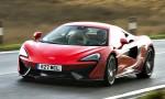 McLaren добавляет 4 новых дилеров в США