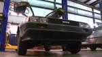 DeLorean возвращается в будущее: автомобиль из фильма снова в строю