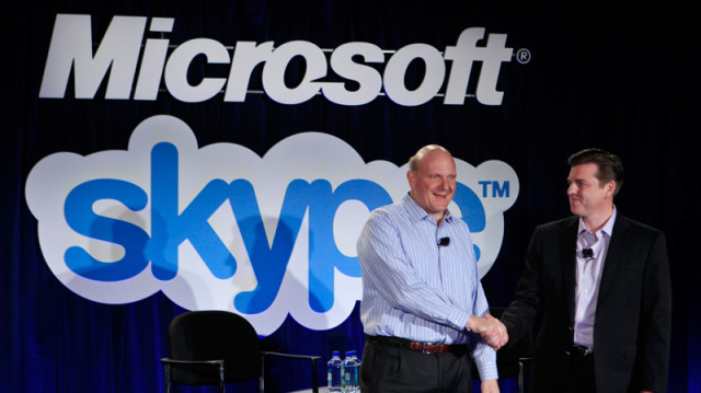 Microsoft-Acquire-Skype-Live-Press-Conference-Webcast-Video-Recording