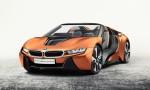 BMW представил концепцию высокотехнологического родстера i8