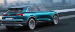 Audi запустит серийное производство электрического кроссовера в 2018-ом году