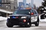 Бэй-Сити переводит полицию с «Шевроле» на «Форды»