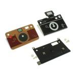 Японцы создали камеру из картона