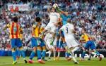 «Реал» отстоял ничью у «Валенсии», играя в неполном составе