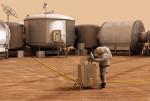 Марс станет доступен для посещений