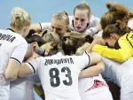 Российские гандболисты переиграли сборную Венгрии на ЧЕ.