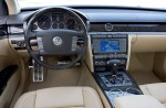 Volkswagen показала, как будет выглядеть обновлённый седан Phaeton