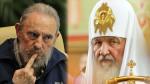 Как проходят встречи патриарха Кирилла и Фиделя Кастро