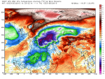 Исследователи установили рекордную температуру на Южном Полюсе