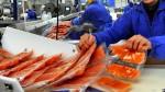 Норвежскую рыбу охотно покупают несмотря на высокие цены