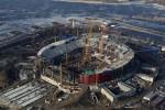 Контрольно-счетная комиссия выявила недостатки в организации строительства «Зенит-Арены»