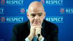 Джанни Инфантино – новый руководитель ФИФА