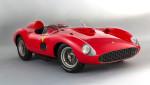 Гоночная модель Ferrari 1957 продана за €32 млн