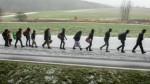 Германия выразила возмущение решением Австрии ежедневно пропускать тысячи беженцев через общую границу