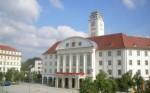 Город Зоннеберг пытается выйти из состава социалистической Восточной Германии