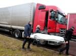 Российский дальнобойщик повесился в Литве, не дождавшись переправы в Европу