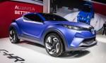 Toyota подтверждает, что готовит для Европы новый кроссовер