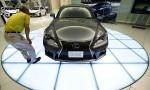 Lexus снова попал в десятку самых надёжных авто по J.D. Power