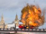 Джеки Чан переполошил жителей Лондона взрывом