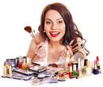 Косметика для красоты покупателей
