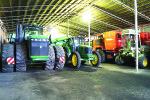 Инновационное сельскохозяйственное оборудование