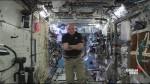 Американский астронавт видит свою годичную миссию как подготовку к Марсу