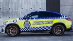 Полиция Виктории будет ездить на Mercedes GLE63 AMG