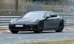 Porsche представит в Париже облегчённую версию Panamera