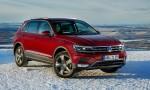VW ожидает большой прирост продаж нового Tiguan