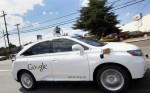 Автономный «гугломобиль» снова попал в аварию