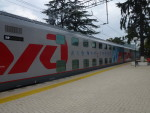 Двухуровневые поезда будут ходить в Адлер, Воронеж и Санкт-Петербург