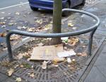 В Мадриде резко выросли штрафы для нарушителей чистоты