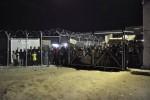 Из-за инцидента с беженцами «Врачи без границ» оставили центр в Хиосе