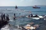 В Средиземном море продолжают гибнуть дети