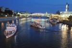 Судоходный сезон на Москва-реке откроет парад теплоходов
