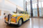 В канадском музее показывается Rolls-Royce Джона Леннона