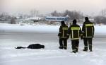 В Иркутской области подо льдом утонули двое детей