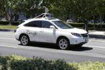 Google патентует защиту пешеходов от автономного транспорта