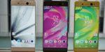 Новинка от Sony Mobile – отличный выбор для любителей селфи