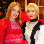 Водянова провела сбор средств на благотворительность