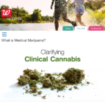 Walgreens рассматривает возможную пользу марихуаны