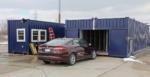 Форд разрабатывает мобильную аэродинамическую трубу