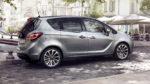 Opel обкатывает новый Meriva на треке Нюрбургринга