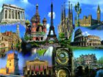 «Галопом по Европе»: британец побывал за сутки в 12 странах