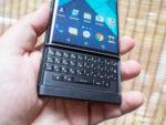 Разработчики BlackBerry представили обновление ПО для смартфона Priv
