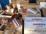 Под Варшавой обнаружено нелегальное производство сигарет